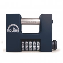 Squire CBW85 Hi-Security Combination Padlock 85mm