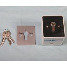 Tessi - S-Apz 1-2T/16 240V 16 Amp Shutter Key Switch