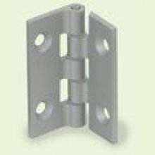 Tollgate Sa0195 Silver Cubicle Door Hinge
