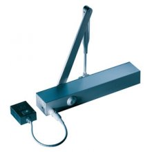 Dorma TS73EMF Silver Electro Magnetic Door Closer