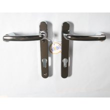 Fab Fix windsor bright chrome lever door handle