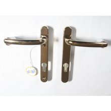 Fab Fix windsor sprung lever door handle