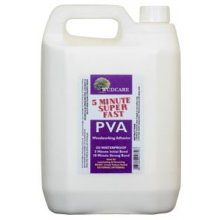 Wudcare 5 Minute Pva 500Ml Woodworking Adhesive Superfast