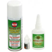 Wudcare Mitre Fix Adhesive  Twin Pack