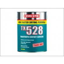 Evo-Stik Tx528 1 Litre Thixotropic Contact Adhesive