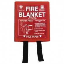 Jcs07R1212 Red Fire Blanket 1.2M X 1.2M
