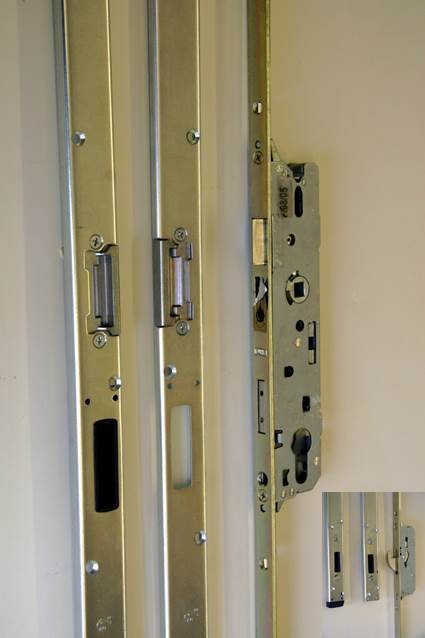 Fuhr 856 Type 3 Multipoint Door Lock With Full Length