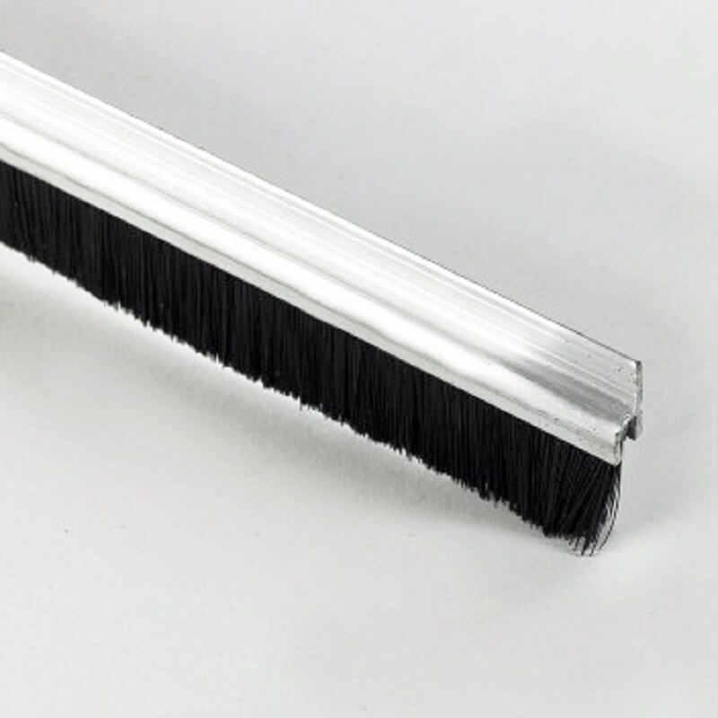 Exitex Brush Strip Draught Excluder 2133mm X 40mm