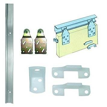 Henderson Single Top Sliding Wardrobe Door Gear Set St18