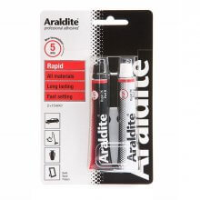 Araldite Rapid Adhesive Tube Pack 15ml