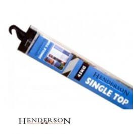 View Henderson Single Top Sliding Wardrobe Door Gear Set ST18