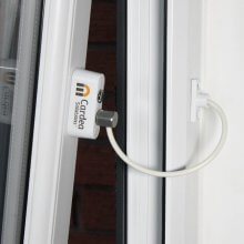 Cardea White Window & Door Restrictor