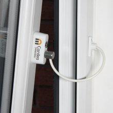 Cardea White Window & Door Restrictor