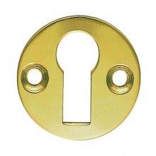 M41 P.Brass Key Hole Cover Plain