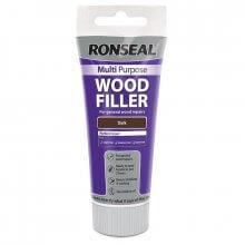Ronseal Multi Purpose Wood Filler 100G Tube Dark (Walnut)