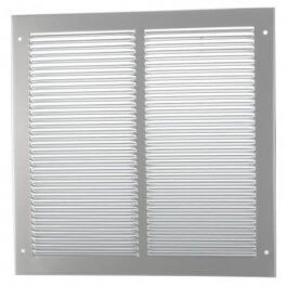 View 300 x 300mm Cover Grille To Suit Fire Block (250x250)