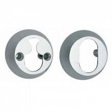 Assa 18256 Classic Accessory Set Satin Chrome