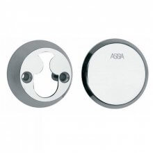 Assa 2256 Classic Accessory Set Satin Chrome
