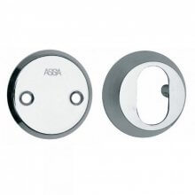 Assa 2356 Classic Accessory Set Satin Chrome