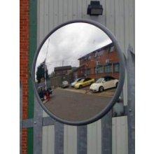 18044S Convex Acrylic 450Mm Exterior Mirror