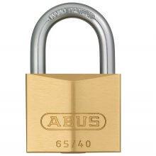 Abus 65/40 Brass Padlock