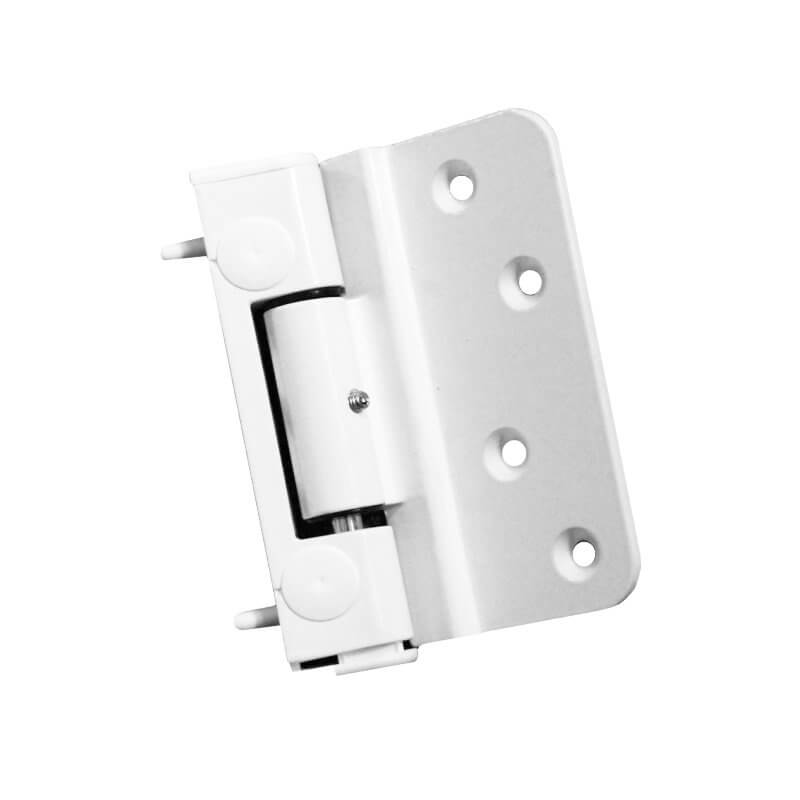 Era Challenger 3D Composite Door Hinge White