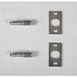 View 8605 Zinc Plated Hinge Bolts