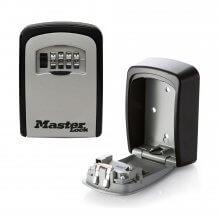 Master Wall Mounted Key Safe Lock Box 5401D