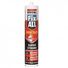 Fix All High Tack White Super Strong Adhesive & Sealant 290ml