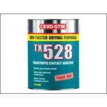 Evo-Stik Tx528 5 Litre Thixotropic Contact Adhesive