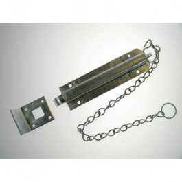 View Ref 66 210Mm Galvanised Chain Bolt