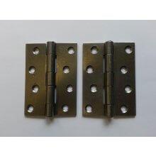 451 102mm Self Colour Steel Strong Door Hinge