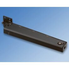 GC2000 Hydraulic Gate Closer Black