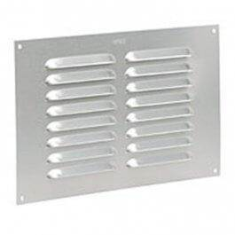 View Pr6637 305 X 305Mm Alum Louvre Vent