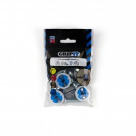 View Gripit Blue 25mm Plasterboard Fixing Pack of 8