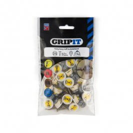 View Gripit Yellow 15mm Plasterboard Fixing Pack of 25
