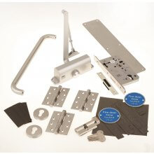 Union Deadlock Fire Door Kit