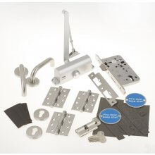 Union Sashlock Fire Door Kit