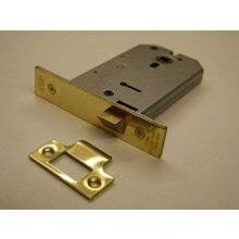 Union 26773 152MM P.Brass Horizontal Door Latch