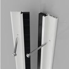Stormguard Slikseal White Brush A.D.S Draught Excluder Set