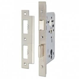 View Union HD72SL-S DDA 60mm Backset Euro Sashlock Satin