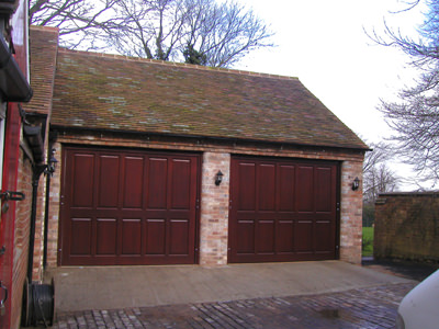 About Cedar Garage Doors