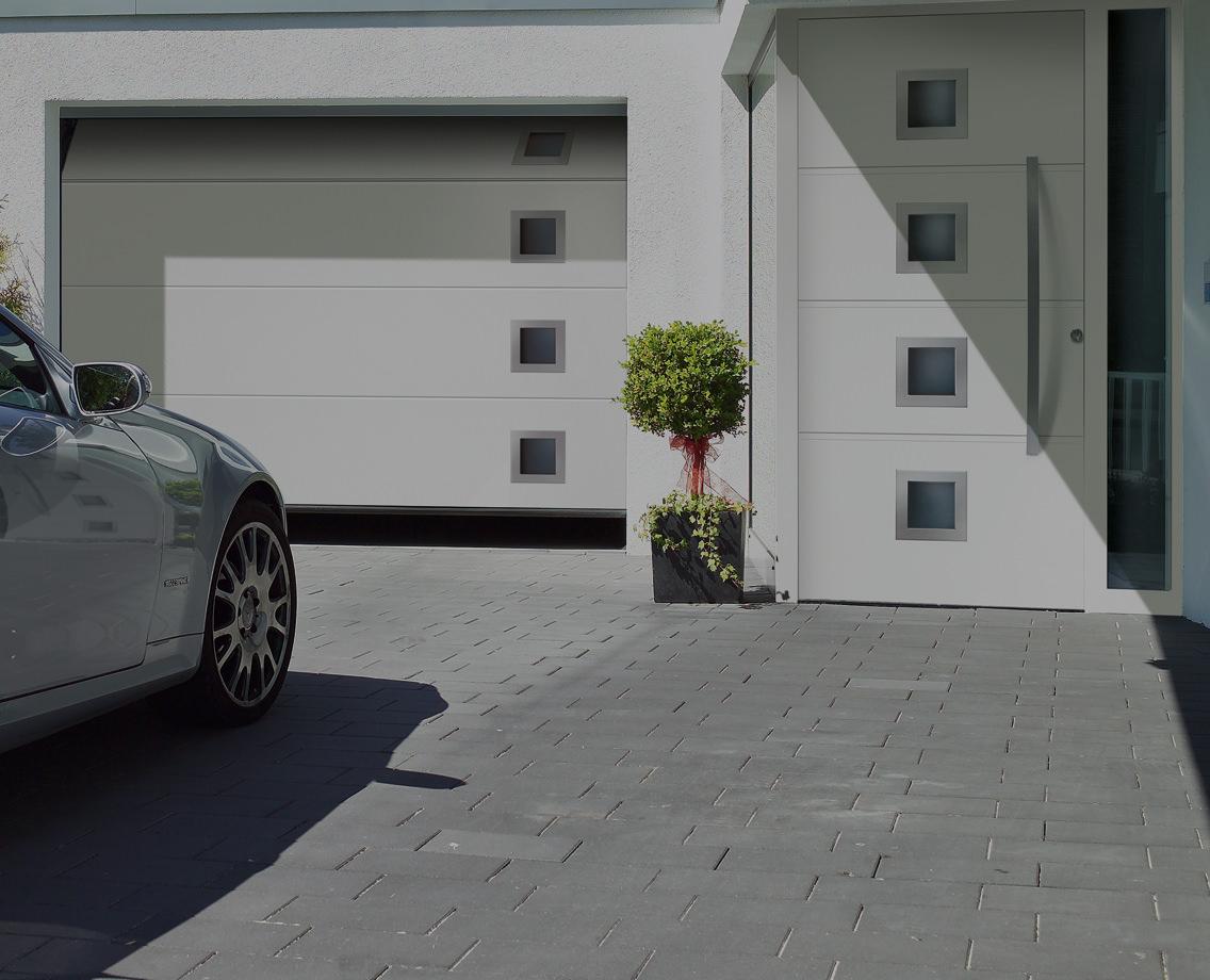 About Garador Garage Doors