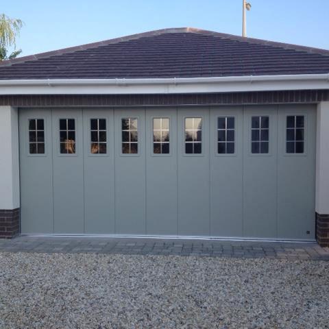 About Ryterna Garage Doors