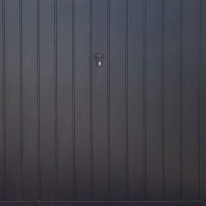Select Cartmel steel up and over garage door