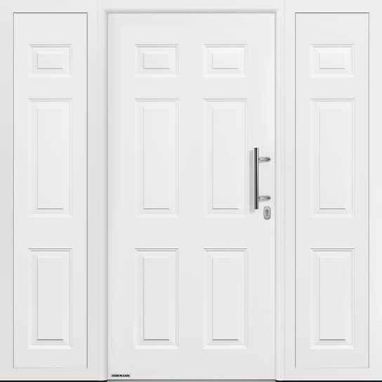 Hormann Thermo46 100 Steel Entrance Door