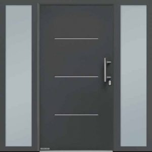 Hormann Thermo46 515 Steel Entrance Door