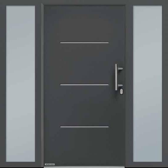 Hormann Thermo46 515 Steel Entrance Door