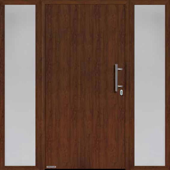 Hormann Thermo65 010 Steel Entrance Door